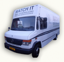 Match It vrachtwagen